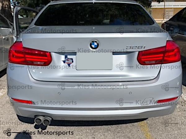 silver f30 with depo redline tail light 01