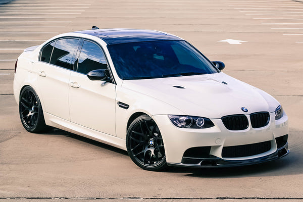 e90 vsx gts-v carbon fiber front lip customer 01