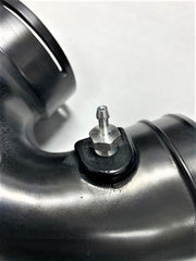 evolution racewerks vacuum fitting