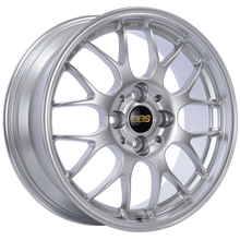 Load image into Gallery viewer, BBS RG-R 17x9 5x120 ET42 Diamond Silver Wheel -82mm PFS/Clip Required
