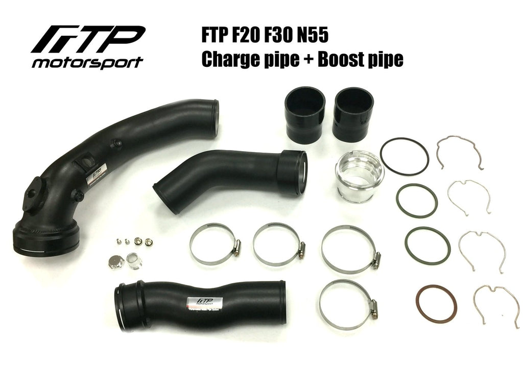 FTP F2X F3X N55 CHARGE PIPE BOOST PIPE COMBINATION PACKAGES