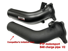 Load image into Gallery viewer, (PRE-ORDER) FTP BMW B48 B46 CHARGE PIPE V2 - Kies Motorsports