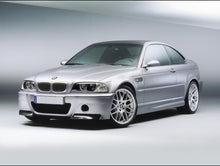 Load image into Gallery viewer, 2002-2006 BMW E46 CSL Style Front Bumper with Carbon Splitters