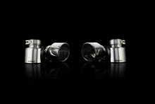 Load image into Gallery viewer, Akrapovic 09-14 BMW X5M (E70) Tail Pipe Set (Titanium)