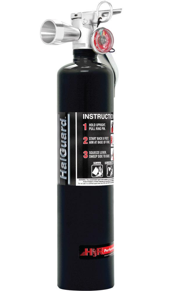 (UNAVAILABLE) HALGUARD Clean Agent Car Fire Extinguisher 2.5 lb - Kies Motorsports