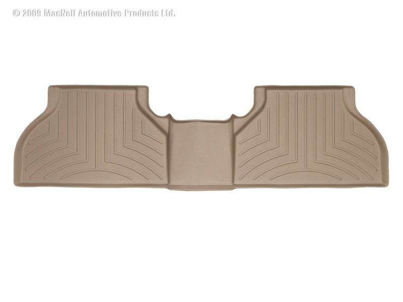 WeatherTech 14+ BMW 3-Series Gran Turismo Rear FloorLiner - Tan