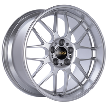 Load image into Gallery viewer, BBS RG-R 19x8.5 5x114.3 ET18 Sport Silver Polished Lip Wheel -82mm PFS/Clip Required