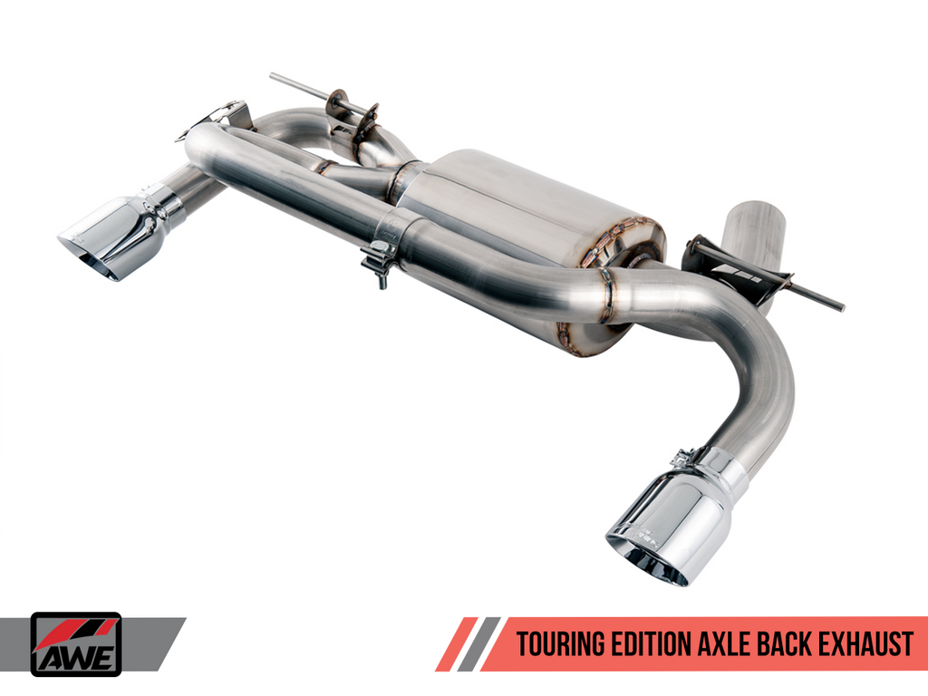 AWE Tuning F30 335i / F32 435i Exhaust Suite