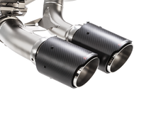 Load image into Gallery viewer, Akrapovic 16-17 BMW M2 F87 (Excl M2 Comp) Evolution Line Titanium Cat Back Exhaust System