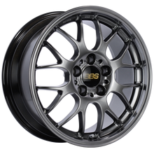 Load image into Gallery viewer, BBS RG-R 17x9 5x120 ET42 Diamond Black Wheel -82mm PFS/Clip Required
