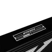 Load image into Gallery viewer, Mishimoto Universal Silver R Line Intercooler Overall Size: 31x12x4 Core Size: 24x12x4 Inlet / Outle
