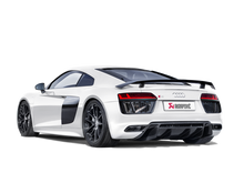 Load image into Gallery viewer, Akrapovic 16-17 Audi R8 5.2 FSI Coupe/Spyder Slip-On Line (Titanium) w/ Carbon Titanium Tips