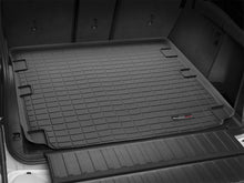 Load image into Gallery viewer, WeatherTech 2017 + Bentley Mentayga Cargo Liners - Black (Five Passenger Models Only)