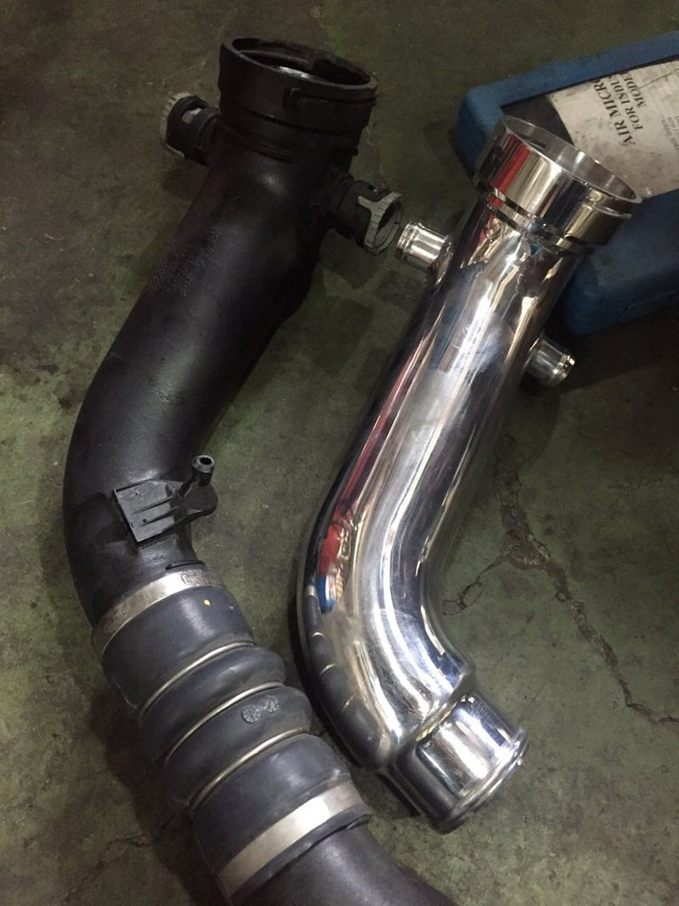 FTP BMW E89 Z4 35I CHARGE PIPE - Kies Motorsports
