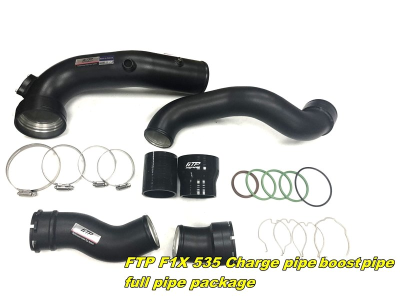FTP F1X 535 Charge pipe boost pipe full pipe package