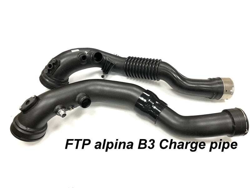 FTP ALPINA B3 BIT TURBO CHARGE PIPE