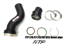 Load image into Gallery viewer, FTP E70/E71 X5/X6 35I BOOST PIPE (TURBO TO INTERCOOLER PIPE)