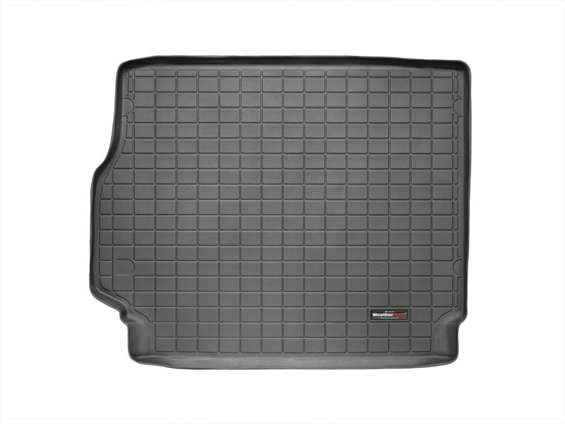 WeatherTech 06-13 Land Rover Range Rover Sport Cargo Liners - Black