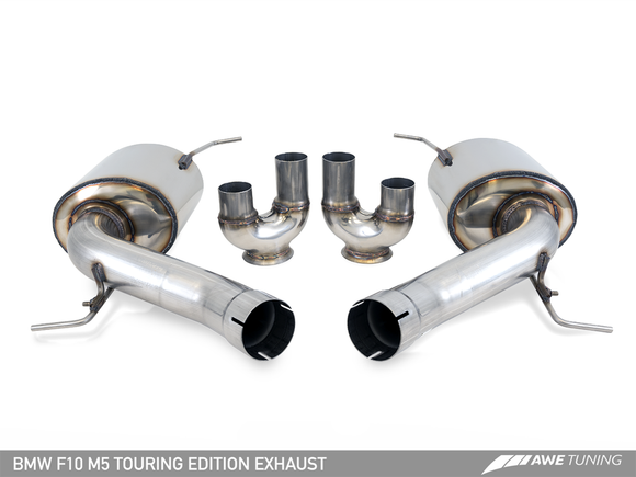 AWE Tuning BMW F10 M5 Touring Edition Exhaust