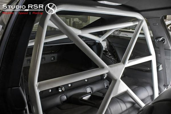 StudioRSR Tesseract Chromoly Roll Cage / Roll Bar BMW M4 F82