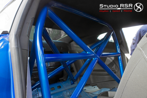 StudioRSR Chromoly Roll Cage / Roll Bar Camaro 6th Gen 16-present