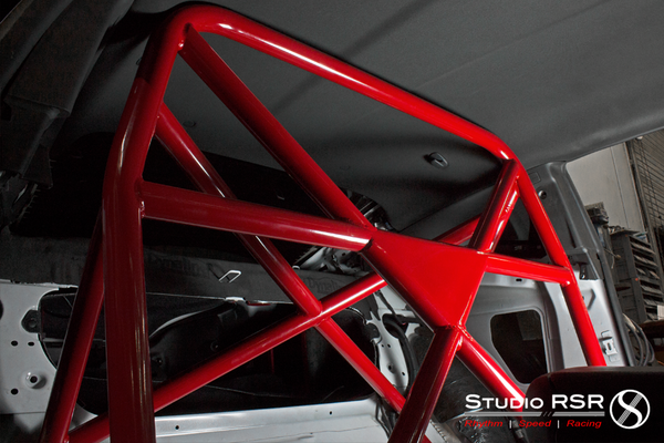 StudioRSR Chromoly Roll Cage / Roll Bar Camaro 5th Gen 10-15