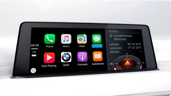 Bimmertech CarPlay USB Activation