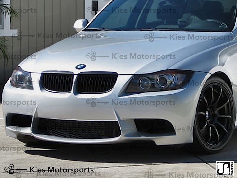 2004-2013 BMW E90 3 Series M3 Style Front Bumper Conversion