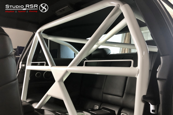 StudioRSR Chromoly Roll Cage / Roll Bar BMW E92 M3