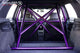 StudioRSR DOM Roll Cage / Roll Bar VW Golf R MK6