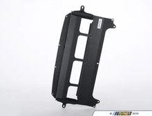 Load image into Gallery viewer, Turner Motorsport Skid Plate - Wrinkle Black Powdercoat Finish - F80 M3, F82/83 M4 - Kies Motorsports