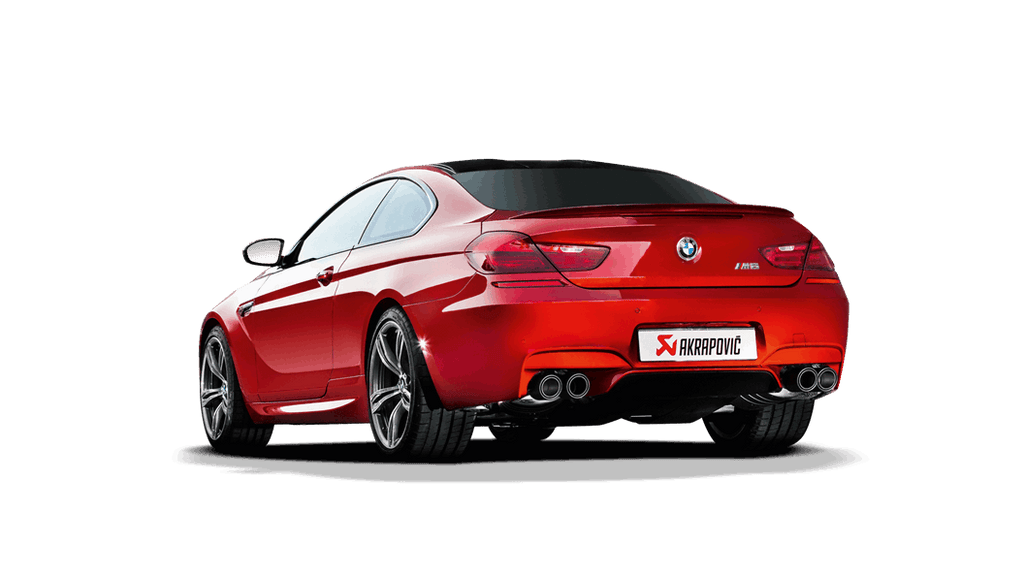 Akrapovic 12-17 BMW M6 (F12/F13) Evolution Line Titanium Exhaust System