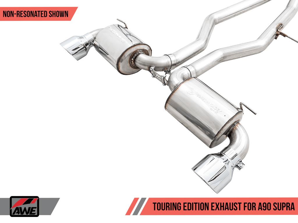 AWE EXHAUST SUITE FOR THE A90 TOYOTA GR SUPRA - Kies Motorsports
