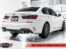 Load image into Gallery viewer, AWE Modular Exhaust Suite for BMW G20 M340I (Touring/Track) - Kies Motorsports