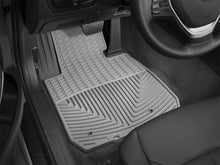 Load image into Gallery viewer, WeatherTech 12+ BMW 3-Series (F30) Front Rubber Mats - Grey