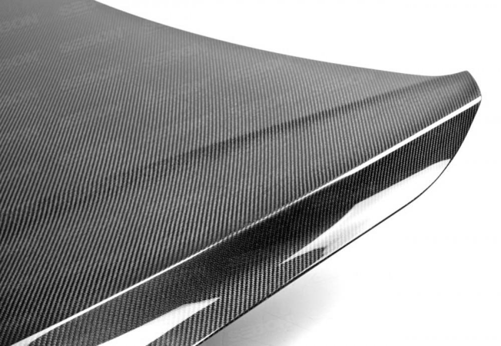 OEM-Style Seibon Carbon Fiber Hood for 2012-2018 BMW F30 3 Series / F32 4 Series