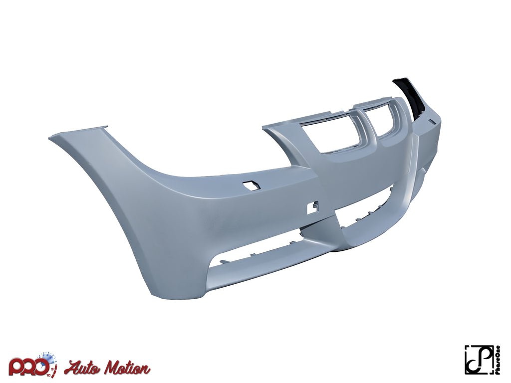 2007-2013 BMW E90 3 Series M Sport Style Front Bumper Conversion