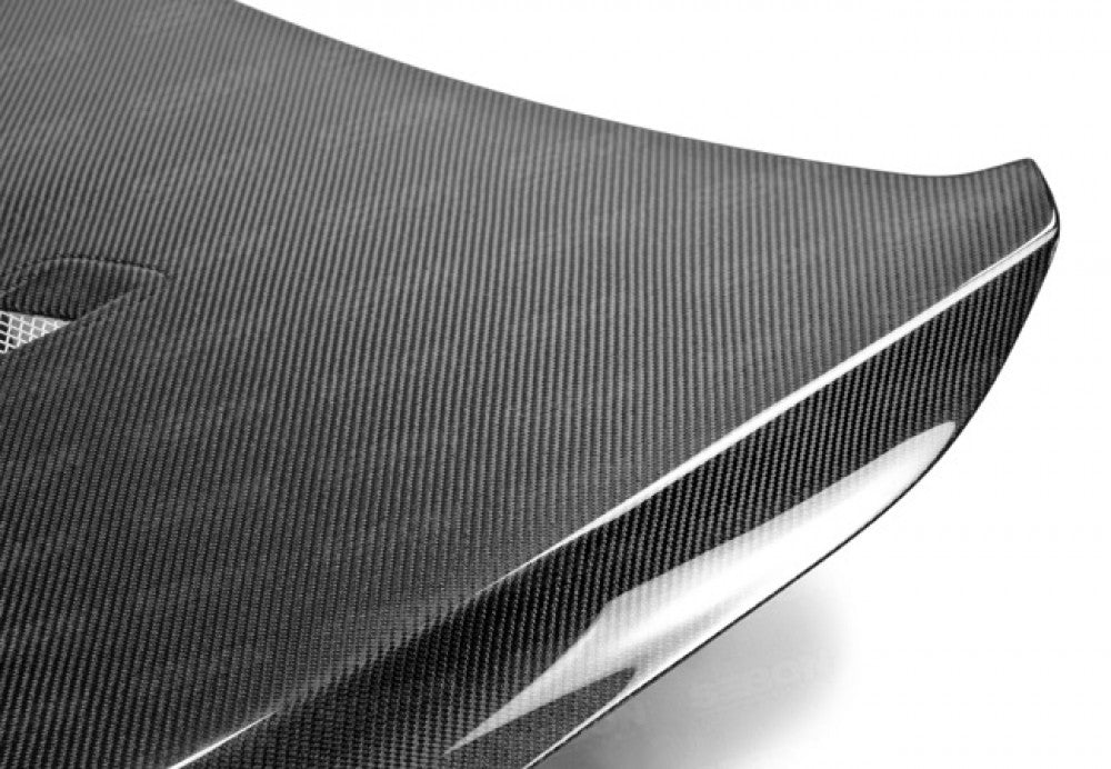 BM-Style Seibon Carbon Fiber Hood for 2012-2018 BMW F30 3 Series / F32 4 Series