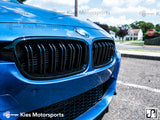2012-2018 BMW F30 3 Series M3 Style Kidney Grills (Various Finishes)