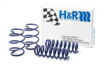 H&R Springs Sport Spring Kit (F30 & F32 xDrive Excluding Gran Coupe and Convertible) - Kies Motorsports