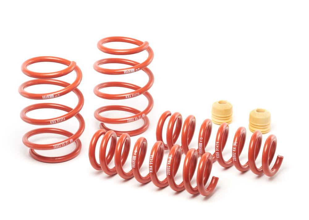 H&R F87 M2 and M2 Competition Sport Spring Set - Kies Motorsports
