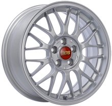 Load image into Gallery viewer, BBS RG-F 16x7 5x100 ET35 Sport Silver Wheel -70mm PFS/Clip Required