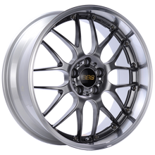 Load image into Gallery viewer, BBS RS-GT 19x11 5x130 ET60 CB71.6 Diamond Black Center Diamond Cut Lip Wheel