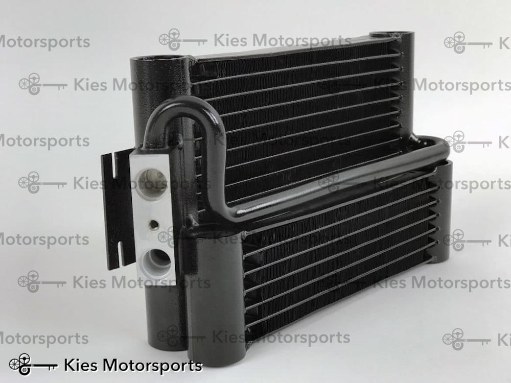 CSF BMW N55 Race-Spec Oil Cooler - Kies Motorsports