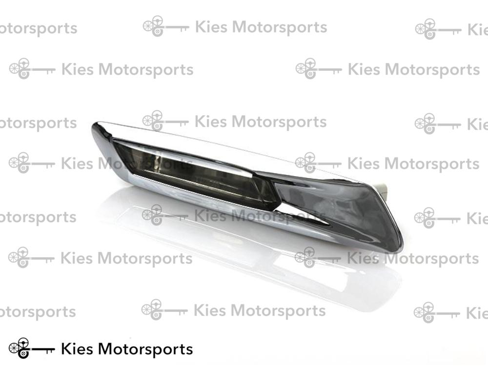 2011-2014 F10 BMW 5 Series DEPO LED Fender Side Markers - Kies Motorsports