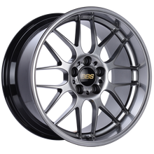 Load image into Gallery viewer, BBS RG-R 19x10 5x120 ET25 Diamond Black Wheel -82mm PFS/Clip Required