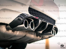 Load image into Gallery viewer, 2008-2013 BMW E90 M3 GT Carbon Fiber Rear Diffuser - Kies Motorsports