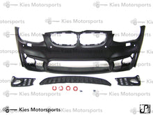 Load image into Gallery viewer, 2009-2011 BMW E92 / E93 LCI 3 Series M4 Style Front Bumper Conversion