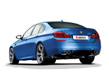 Load image into Gallery viewer, Akrapovic 11-17 BMW M5 (F10) Evolution Line Cat Back (Titanium) (Req. Tips)