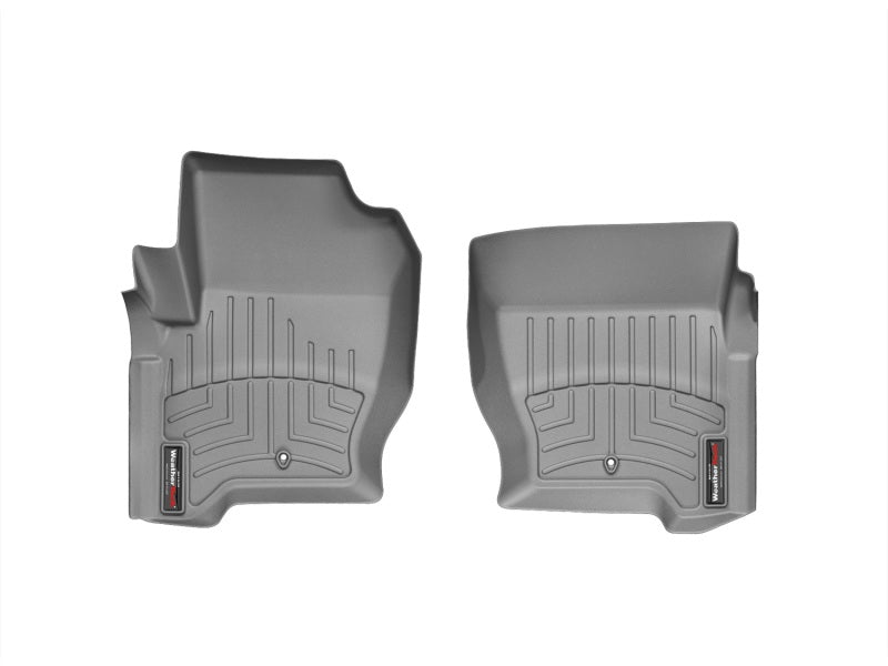 WeatherTech 08-09 Land Rover LR3 / Discovery 3 Front FloorLiner - Grey